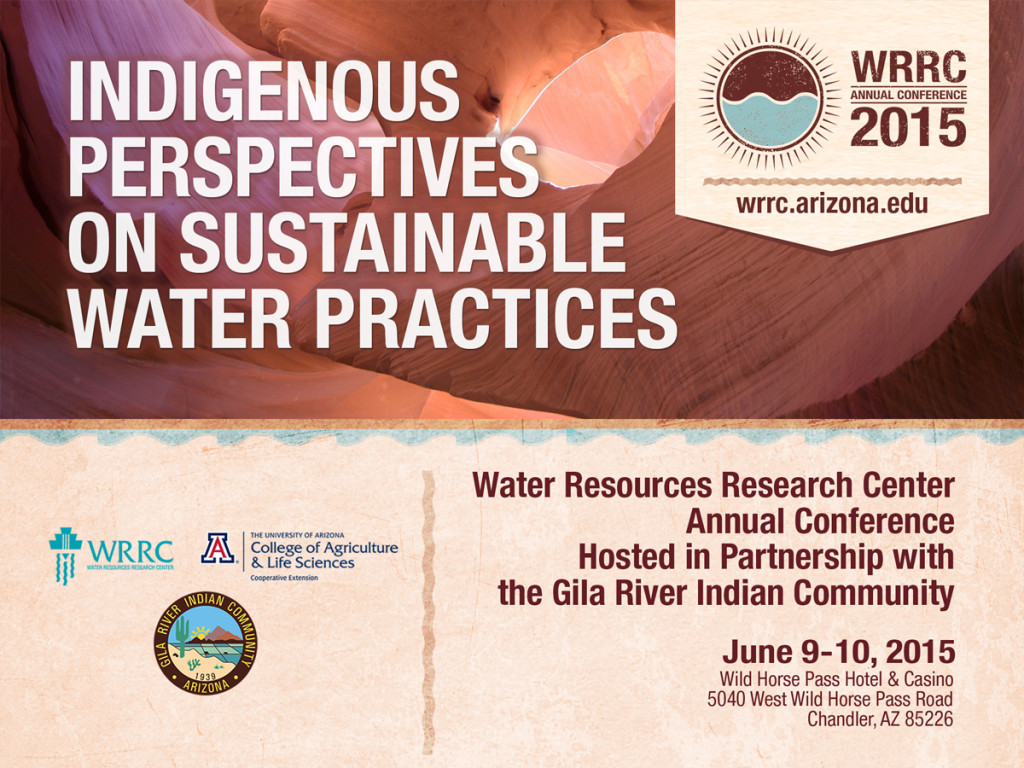 WRRC 2015 conference