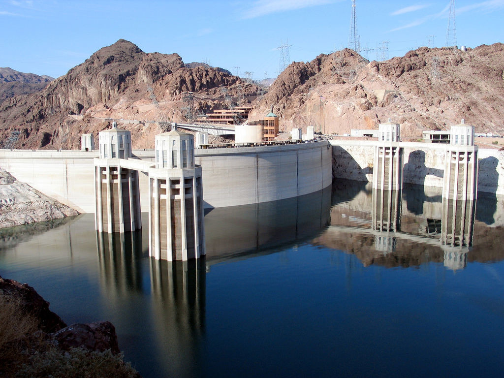 Lake Mead at 1122 ft